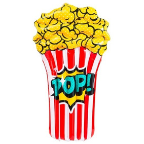 Flotador Fresh & Fun Popcorn Mat