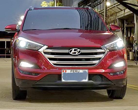 Hyundai New Tucson Modelo 2017 Gls: Gran Lujo Especial