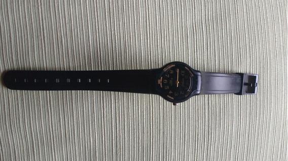 Relógio Mondaine Plástico Original Funcionando Pequeno