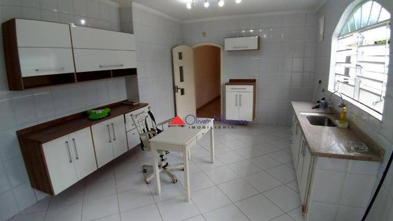 Casa Com 2 Dormitórios Para Alugar, 273 M² Por R$ 4.300,00/mês - Presidente Altino - Osasco/sp - Ca1461