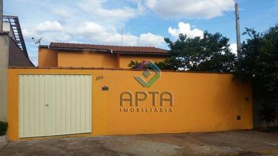 Casa Com 2 Dormitórios À Venda, 80 M² - Santa Emília - Jardinópolis/sp - Ca0491