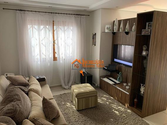 Sobrado Com 2 Dormitórios À Venda, 200 M² Por R$ 530.000,00 - Jardim Santa Clara - Guarulhos/sp - So0513