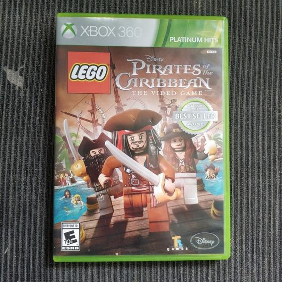 Lego Piratas Do Caribe - Xbox 360