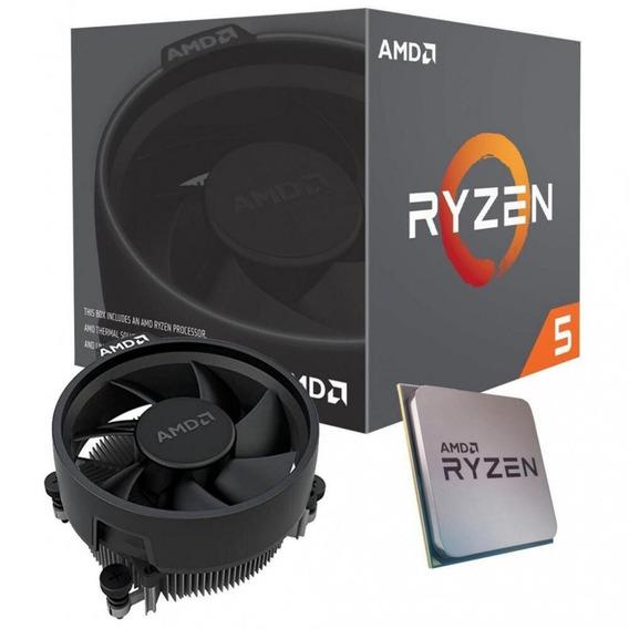 Processador Amd Ryzen 5 3400g 3.70g Am4 Vega11 Yd3400c5fhbox
