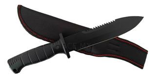Cuchillo Tactico Militar Supervivencia Campismo Caza A1799