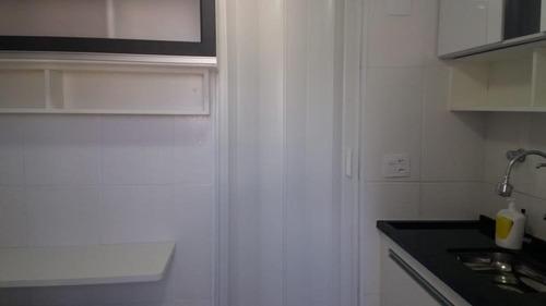 Excelente Apartamento Com Renda P/ Investidores, - Ap0256