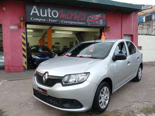 Renault Logan 1.6 Authentique Plus Gnc Tomo Auto Fcio X Bco