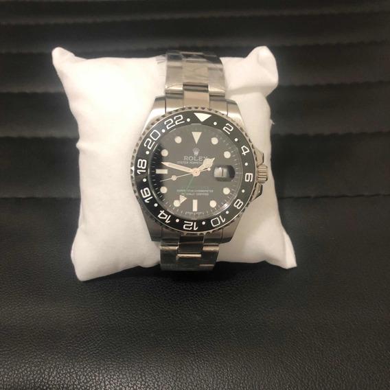 Relógio Masculino Safira Automatico