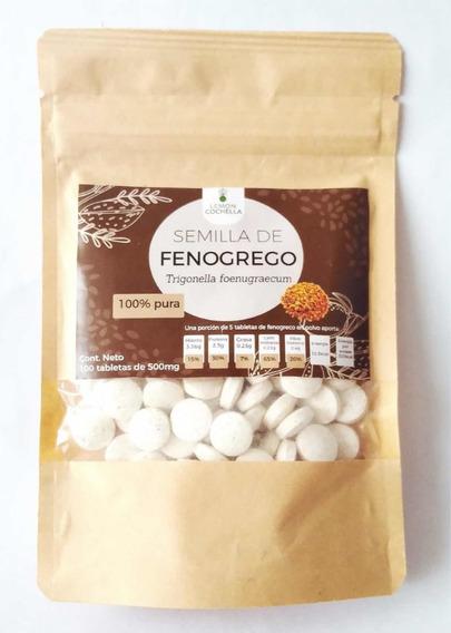 5 Bolsas De Fenogreco Lemon Cochella