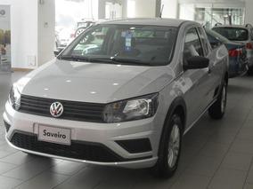 Volkswagen Saveiro1.6 Gp Cabina Extendida 101cv Safety Plata