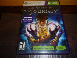 Xbox 360 - Fable The Journey - Impecable - Físico - Kinect