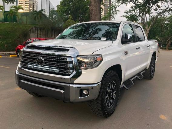 Toyota Tundra 1794 Edition Trd 5.7 Gasolina Crewmax 4x4 2019