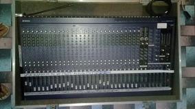 Mesa De Som Yamaha Mg32/14fx Com Case