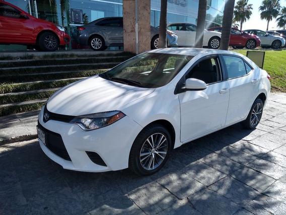 Toyota Corolla Base Aut 2016 Comonuevo