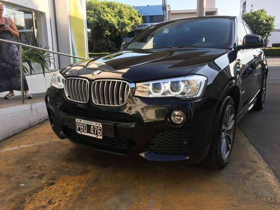 Bmw X4 3.0 Xdrive 35i 306cv M Package 2015