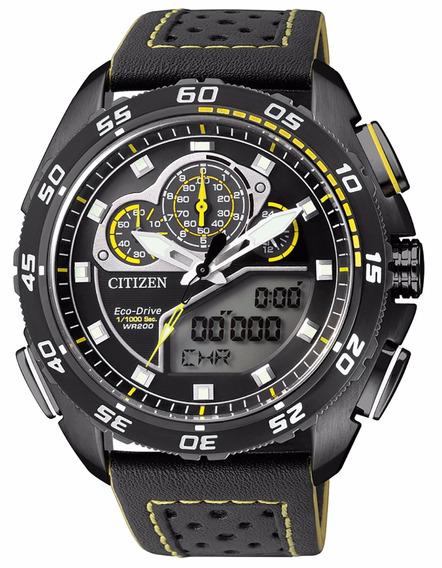 Relógio Citizen Masculino Promaster Tz10119y Jw0125-00e Safi