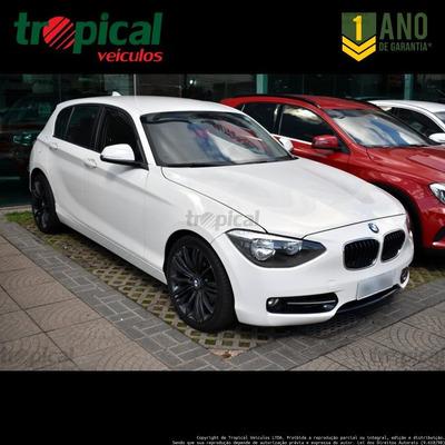 Bmw 118i 1.6 Full 16v Turbo Gasolina 4p Automático