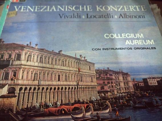 Vinilo Venezianische Konzerte