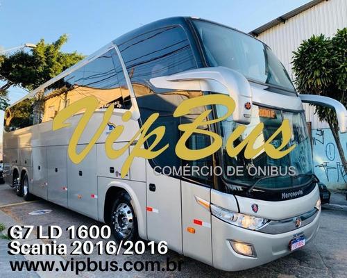Imagem 1 de 14 de G7 Ld Scania 2016/2016 Financia