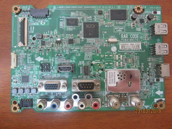 Placa Principal Tv Lg 42lx330c