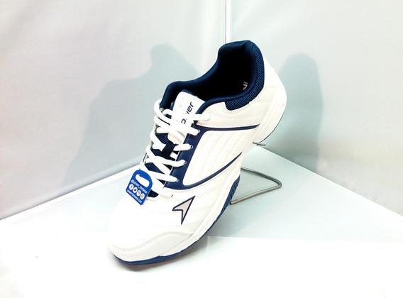 Zapatilla Blanco Power 1424 (2 Modelos)