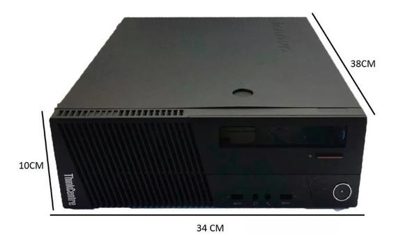 Pc Cpu Lenovo M83 Core I5 4°g 4gb Ddr3 Hd 500gb Garantia