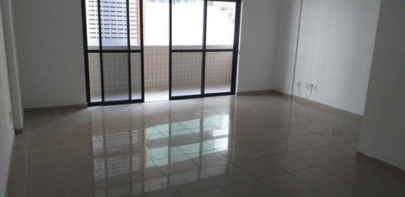 Apartamento Em Madalena, Recife/pe De 127m² 3 Quartos À Venda Por R$ 625.000,00 - Ap370470