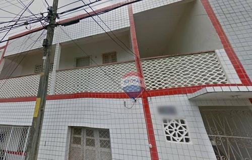 Apartamento Com 2 Dormitórios À Venda, 75 M²  - Barro Vermelho - Natal/rn - Ap0058