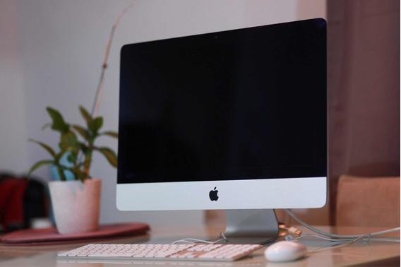 iMac - 21,5 Com Ssd 480 Gb (1 Ano De Uso)