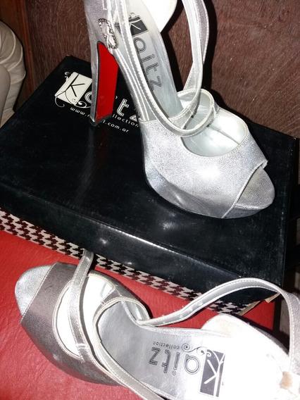 Zapatos Kaitz, Abiertos Numero 38