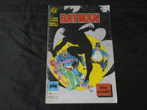 Batman # 14 (zinco) - Unitario