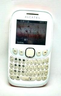Alcatel 3000 - Um Chip, Mp3, Rádio Celular Alcatel One Touch