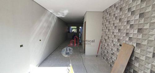 Imagem 1 de 17 de Sobrado Com 3 Dormitórios À Venda, 120 M² Por R$ 680.000,00 - Vila Santa Isabel - São Paulo/sp - So2599
