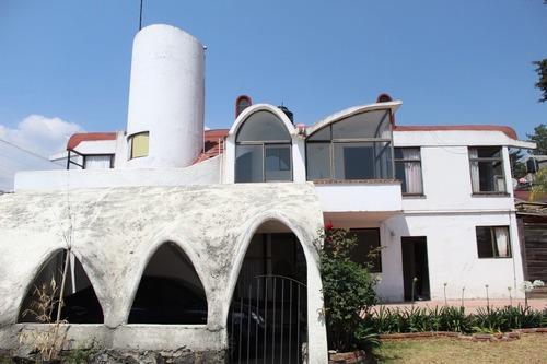 Casa En Venta Con Jardin En Privada A 15 Minutos De Santa Fe.