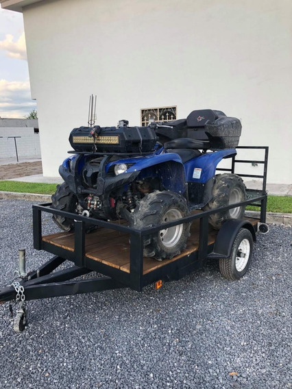 Yamaha Grizzly 550 2012