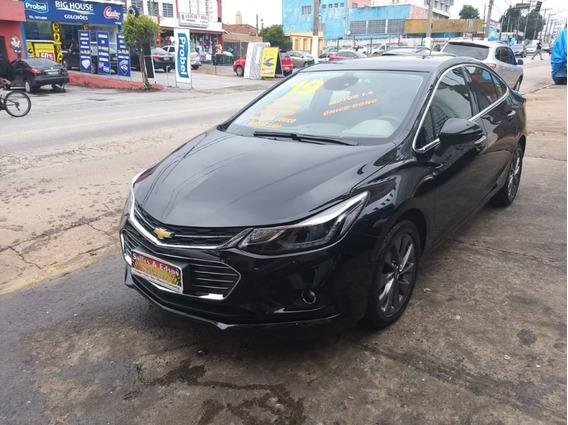 Chevrolet Cruze 1.4 Ltz Ii Turbo Aut. 4p Top 2018/2019