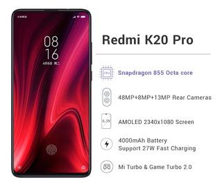 Redmi K20 Pro A $8500 6gb Ram 128gb Rom Teléfono Móvil