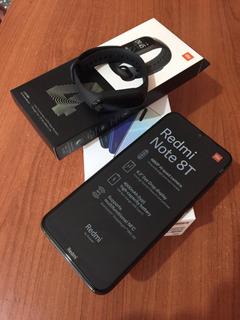 Xiaomi Note 8t + Mi Band 4