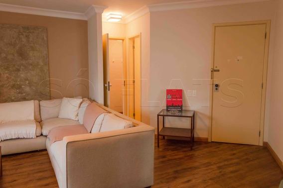Free Flex Flat 3 Dormitorios Mobiliado
