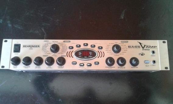 Behringer V-amp Pro Procesador Preamp Multiefecto Rack (70v)