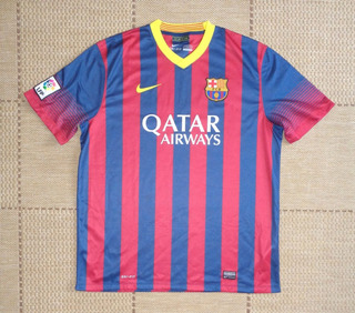 Camisa Original Barcelona 2013/2014 Home
