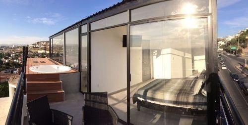 Hermoso Penthouse Amueblado Con Jacuzzi, Frente A Los Arcos!