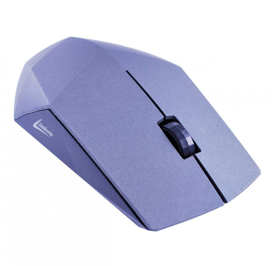 Mouse Diamond Cinza