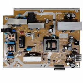 Placa Da Fonte Tv Panasonic Tc-l32c10b Tnp4g460