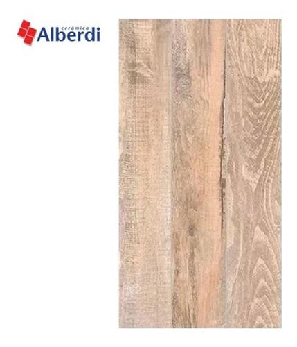 Ceramica Alberdi Antique Wood Satinado Simil Madera Rustica