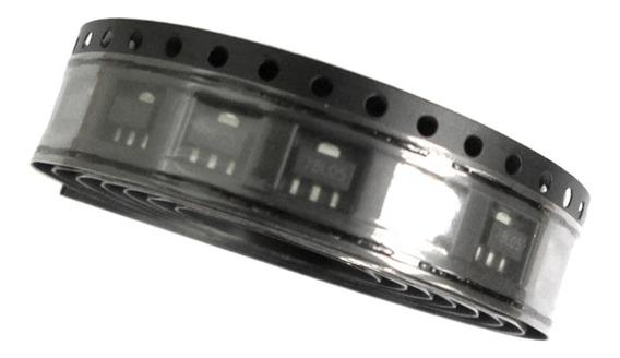 100 Pieces 78l05 Tensão Regulador 5 V 100ma Sot -89-3l Smd