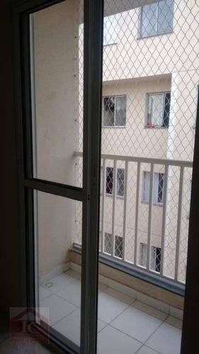 Apartamento Com 2 Dormitórios À Venda, 55 M² Por R$ 230.000,00 - Jardim Rosalina - Cotia/sp - Ap0316
