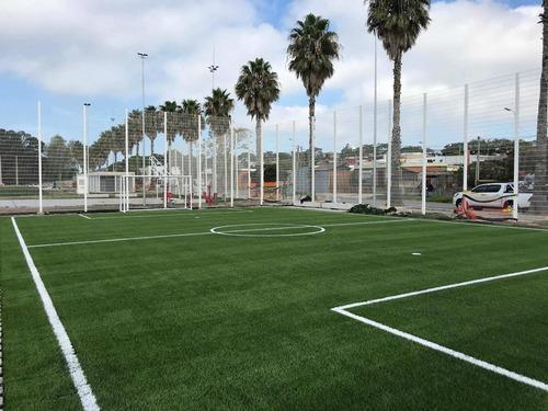 Imagen 1 de 11 de Césped Sintético 45mm. Canchas Futbol Instalada! Colocada!