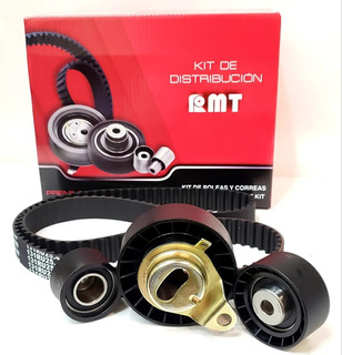 Kit De Distribucion Ford Escort 1.6 16v / 1.8 16v Zetec