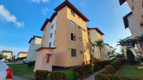 Imagem 1 de 3 de Apartamento À Venda, 43 M² Por R$ 67.000,00 - Passagem De Areia - Parnamirim/rn - Ap0042